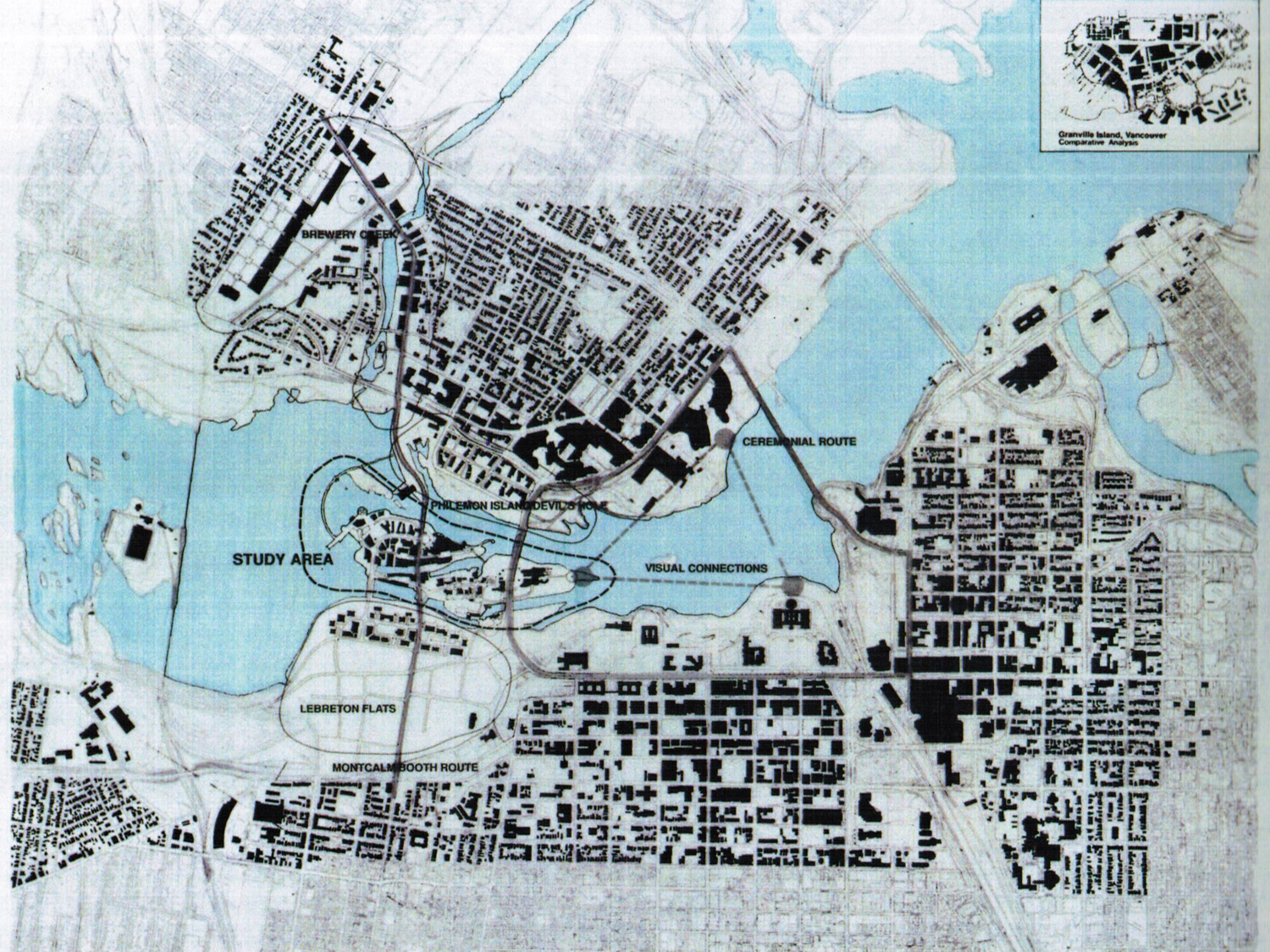 Victoria-Chaudiere Islands Heritage District Master Plan