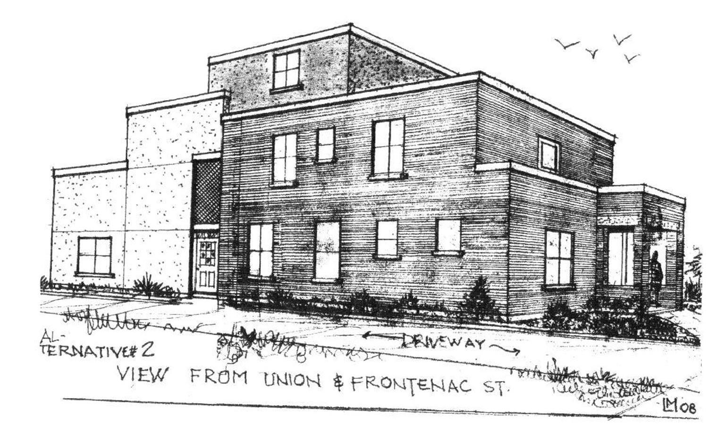 186 Frontenac Street Heritage Impact Assessment