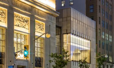 Sir John A Macdonald Building exterior - Doublespace